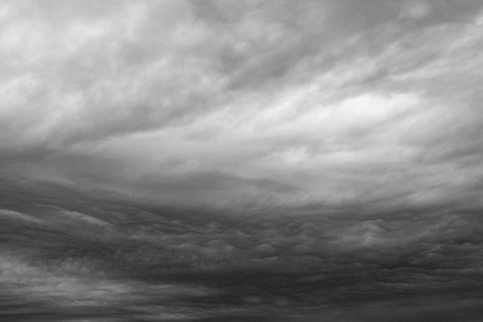 A hint of asperitas in the lower section of this formation over Silverton, Oregon, US.