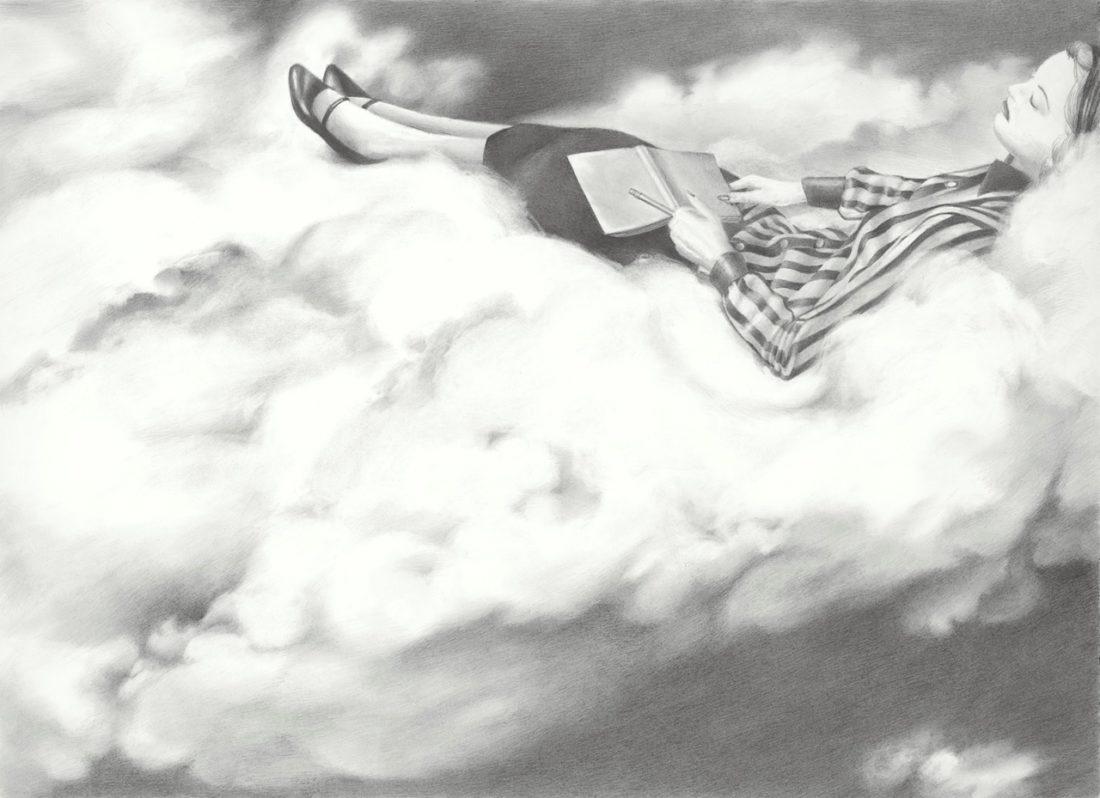 "buy online 634e6 7b02b Cloud Nine"" by Marilyn Murphy – Cloud Appreciation Society"