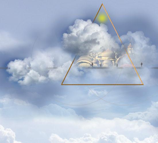 Mystical Cloud Platform © Susan Wishart