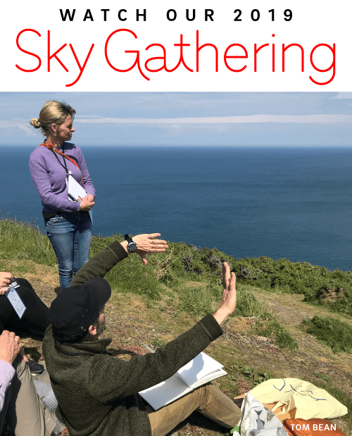 Watch our Sky Gathering