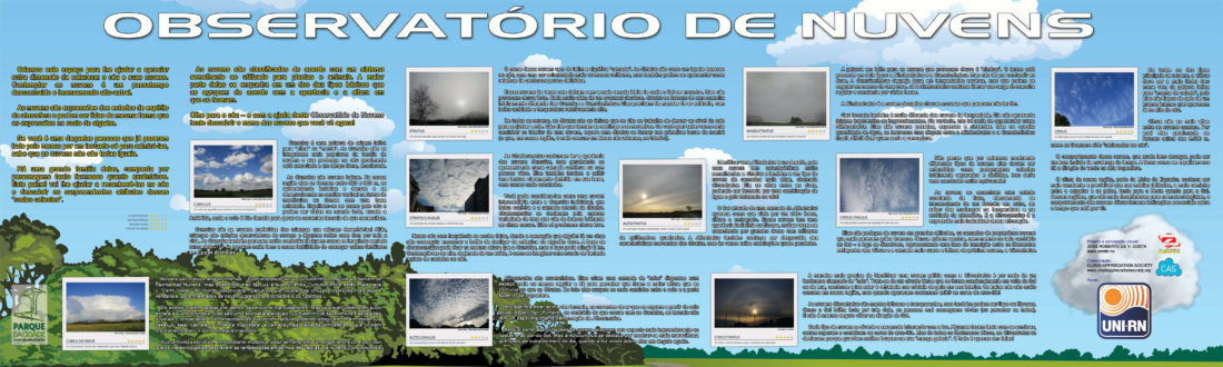 Brazilian Cloud Observatory