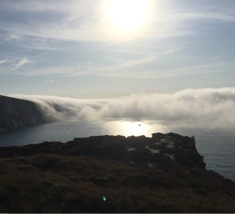 Orographic Cloud over the Needles from Siobhan Cosgrove