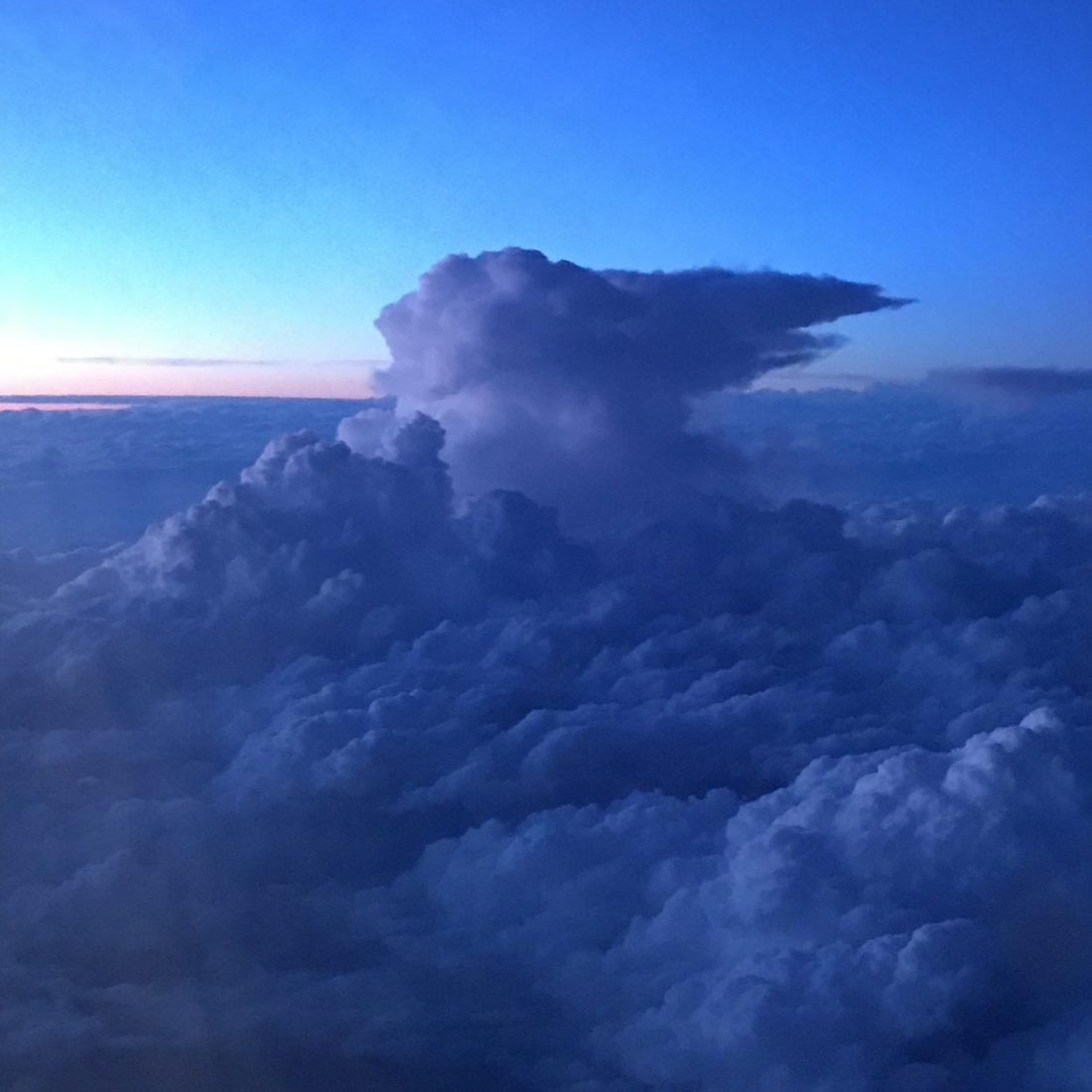 Cumulonimbus © Michael lo