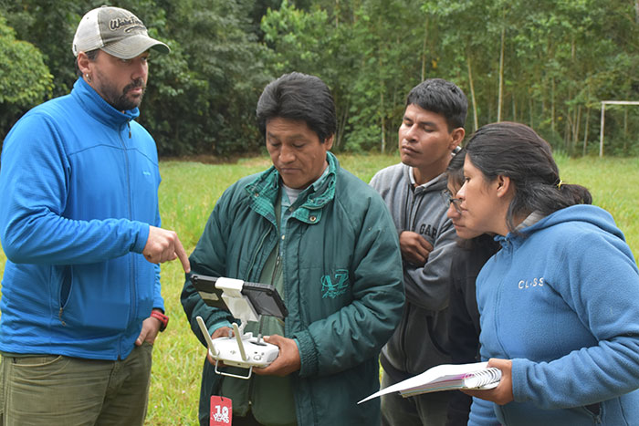Amazon Conservation Association training