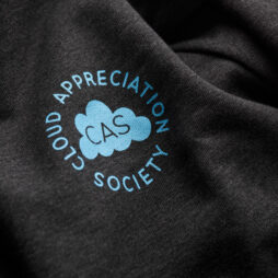 CAS Sweatshirt detail