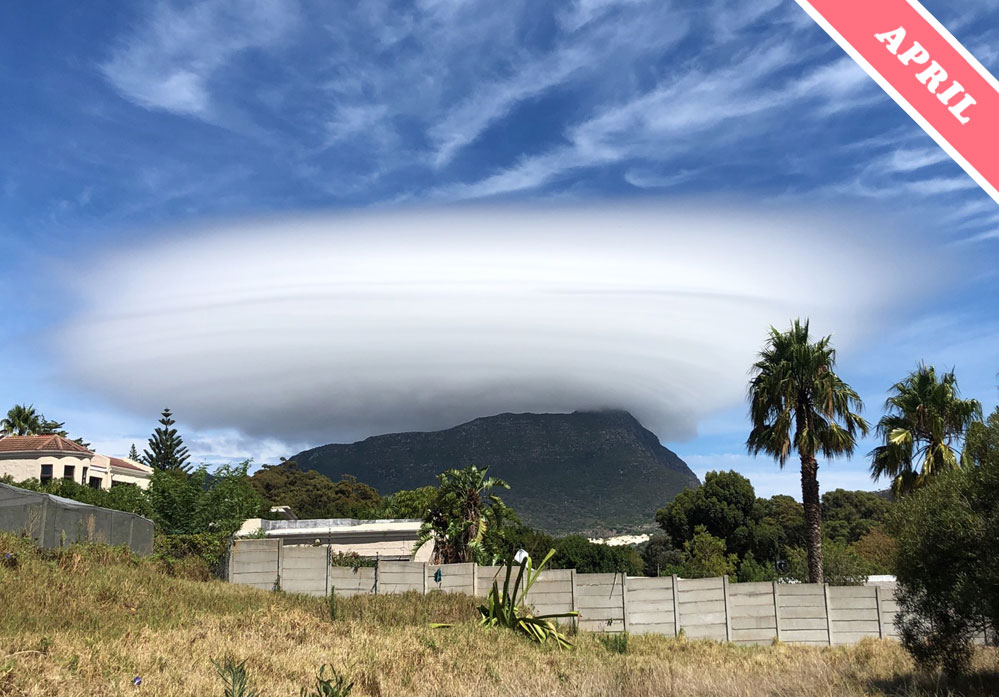 Cloud of the Month for April 2021