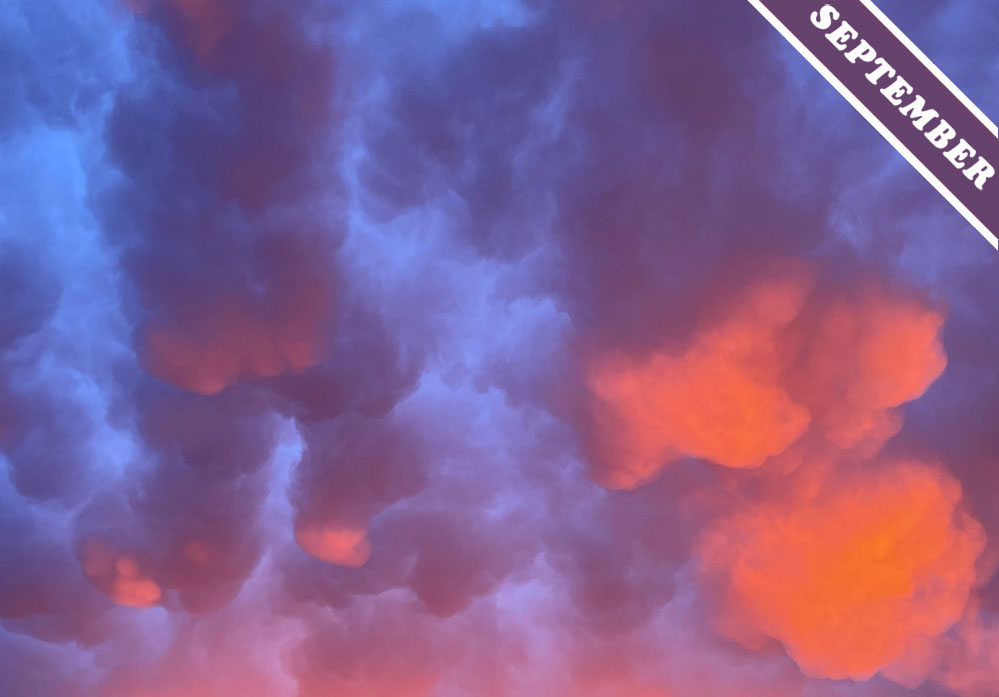 Cloud of the Month, September 2021
